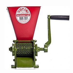 Descascador De Café Manual Despolpador Em Ferro Fundido