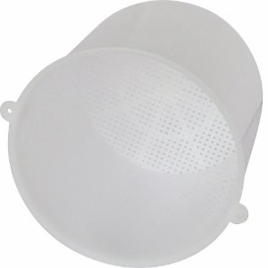 Forma Plastica Para Queijo Frescal Queijo Minas 1kg Polietileno
