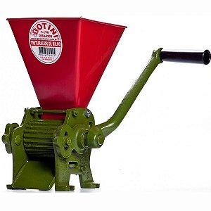 Triturador de Milho Manual em Ferro Fundido