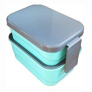 Mini Marmita Pratica Com Saladeira 1 mini talher