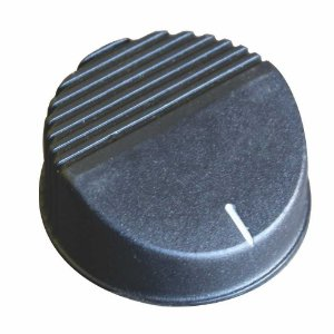 Botão Plástico para Chapa de Lanche