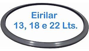 Borracha De Panela De Pressão Eirilar 13, 18 E 22 Litros