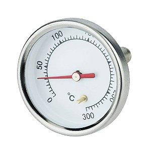 Termômetro Culinário de Ponteiro 0 a 300 C°