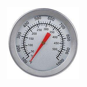 Termômetro Culinário de Ponteiro 0 a 500 C°
