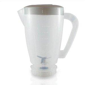 Copo de Liquidificador Walita RI2044 Translucido com Faca