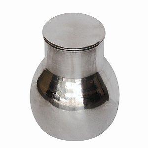 Moringa de Alumínio com Tampa 1,5 Litros