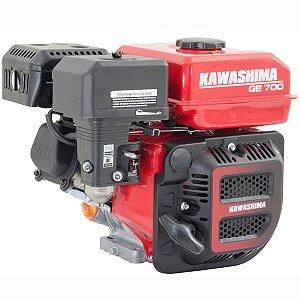 Motor Estacionário Kawashima GE-700 7HP a Gasolina