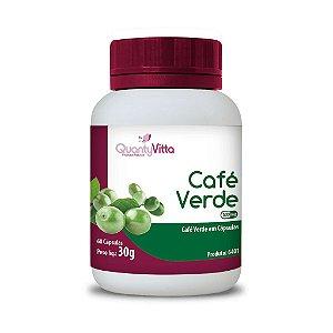 Café Verde em cápsulas - 60 cápsulas - 30g - QuantyVitta