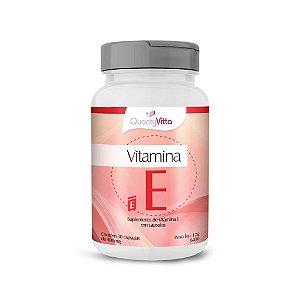 Vitamina E - Suplemento de Vitamina E em cápsulas