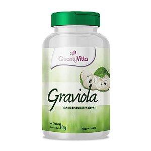 Graviola - Graviola desidratada em cápsulas