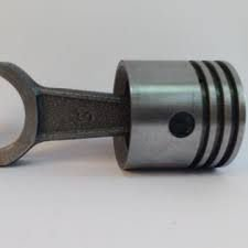 Pistão e  Biela Compressor Stelo  Diâmetro  48mm ( Sem Anel Segm)