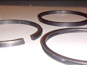 Aneis segmento  Comp /Rasp /Óleo  45mm Compressor Stelo