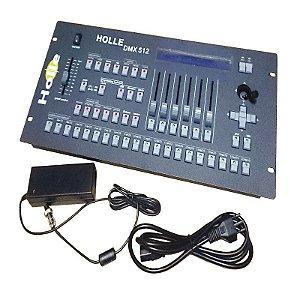 Controle Holle dmx 512 sem case