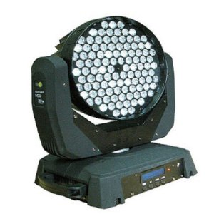 Moving head wash led 324w case com 2 peças Holle