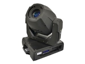 Moving head spot led 100 case com 2 peças Holle