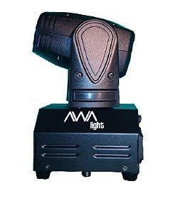 Moving head mini beam led 10w rgbw awalight