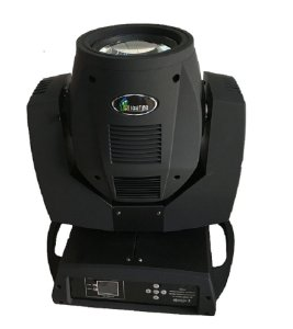 Moving head beam 5r BRLighting case com 2 Peças