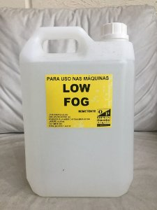 Fluido low fog open smoke 5 lts