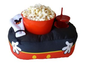 Almofada Pipoca Mickey
