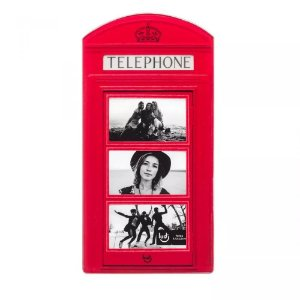 Porta Retrato Cabine Cidade Londres