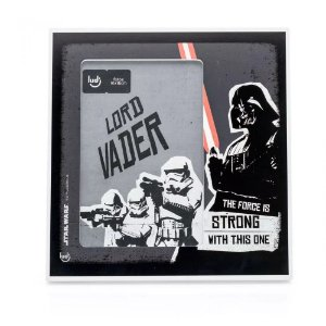 Porta retrato SW Saga Darth Vader