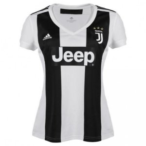 Camisa Feminina Juventus da Itália Home 2018/2019-S/Nº