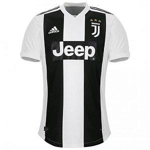 a46d31f6be Camisa Feminina Juventus da Itália Home 2018/2019-Cristiano Ronaldo ...