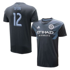 Camisa New York City Away 2018/2019-Ofori Nº12