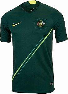 Camisa Seleção da Austrália Away 2018 2019-S N ebffc9ed69186