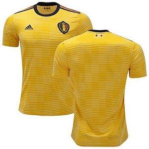 Camisa Seleção da Bélgica Away 2018/2019-S/Nº