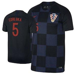 a6d3092752 Camisa Seleção de Portugal Away 2018 2019-Coentrao Nº5 - Rei do Futebol