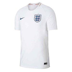 Camisa Seleção da Inglaterra Home 2018/2019-S/Nº