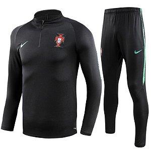Conjunto Jaqueta e Calça Seleção de Portugal 2018/2019
