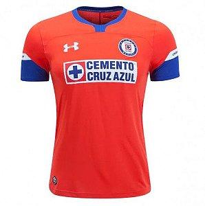 Camisa Cruz Azul Third 2018/2019-S/Nº