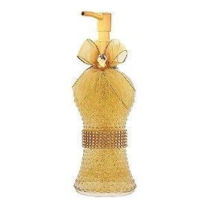Sabonete Líquido Glitter dourado 200 ml - Flor do Oriente