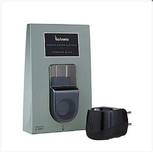 Difusor Elétrico PLASTICO BLACK - BIVOLT