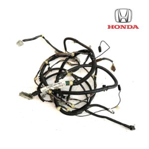 Chicote Traseiro Porta malas - Honda Civic 97 á 00