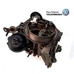 Carburador 3E à álcool - Vw Santana - Brosol