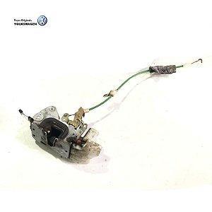 Fechadura elétrica traseira esquerda - Fox 04/09 - original