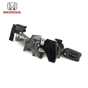 Miolo ignição c/ chave - Honda Civic 12 á 15 - original