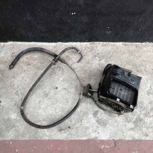 Caixa evaporadora ar condicionado  Santana 92 á 98