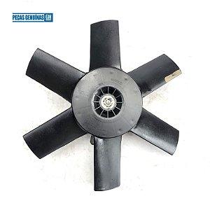 Ventoinha do radiador Bosch - Corsa 04 á 06 C/ ar - original