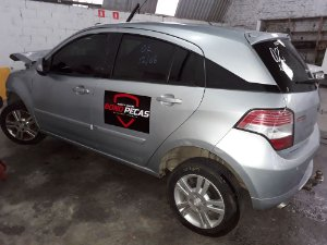 Sucata do Agile LTZ 1.4 2011