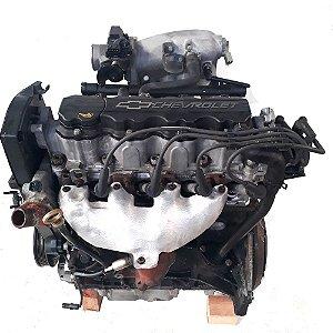 Motor Completo Chevrolet 2.0 8v injeção gasolina - Astra / Vectra / Kadett / Meriva
