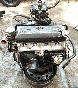 Motor VW 1.6 CHT à Álcool