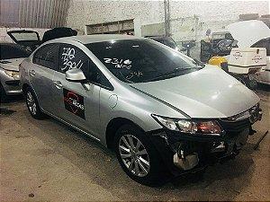 Sucata Honda Civic Lxs 2014 - Retirada De Peças.