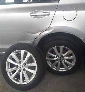 Jogo de rodas Honda Civic 2014 aro 16