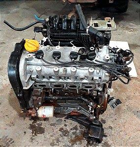 Motor do Palio fire 1.3-16 válvulas