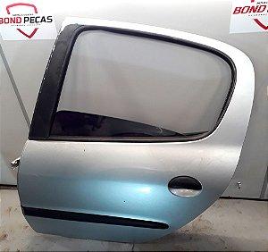Porta Traseira Esquerda Peugeot 206