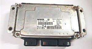 Módulo de Injeção Peugeot 206 1.6 16v Completo